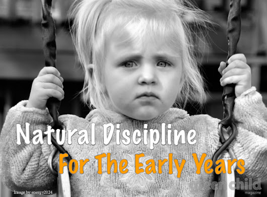 Natural Discipline for the Early Years
