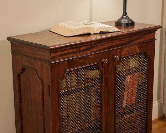 Atlanta, GA Custom Bookcase & Library Design