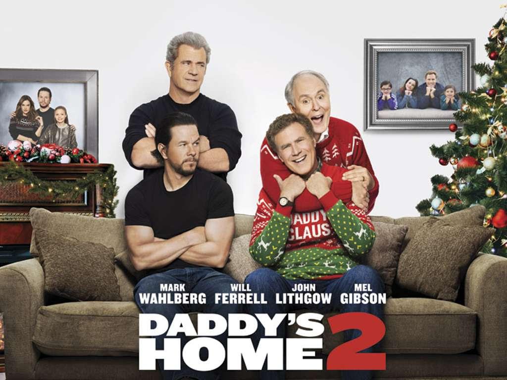 Ξαναγύρισε ο Μπαμπάς (Daddy's Home 2) Quad Poster Πόστερ