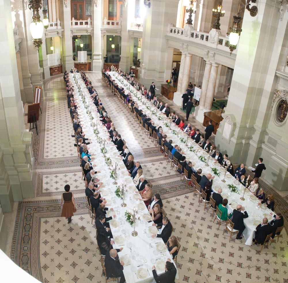 Protocolul și ospitalitatea Curții Regale