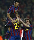 FC barcelona vs Stuttgart Pics