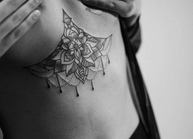 75 Incredible Sternum Tattoo Ideas Pick Yours