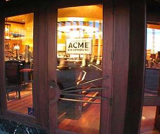 acme chop house