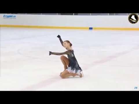 Анна Щербакова : Анна ЩЕРБАКОВА ПП, Финал Кубка России Ростелеком - YouTube