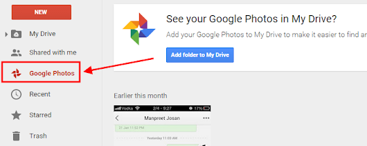 Google Photos Makes its Way to Google Cloud Drive