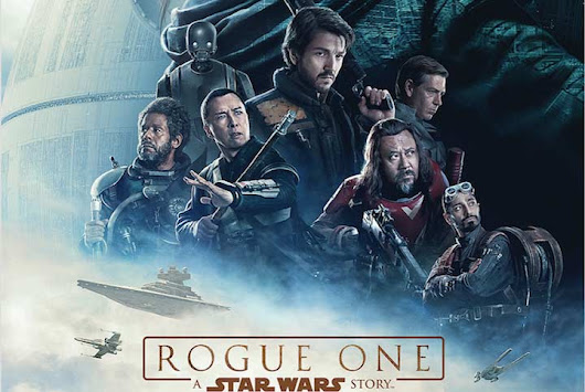 Rogue One: A Star Wars Story cast poster unveiled | The Disney Blog