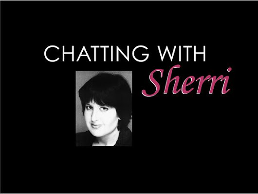 Chatting With Sherri welcomes talented author; Nicholas Diak!