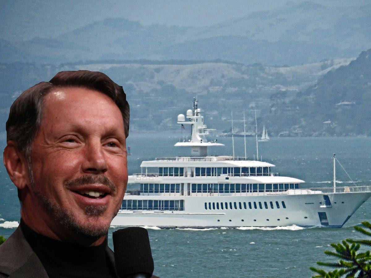 larry ellison musashi yacht
