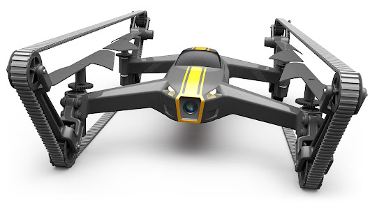 XERALL - World's First TankCopter from the creators of Expendables 3 drone