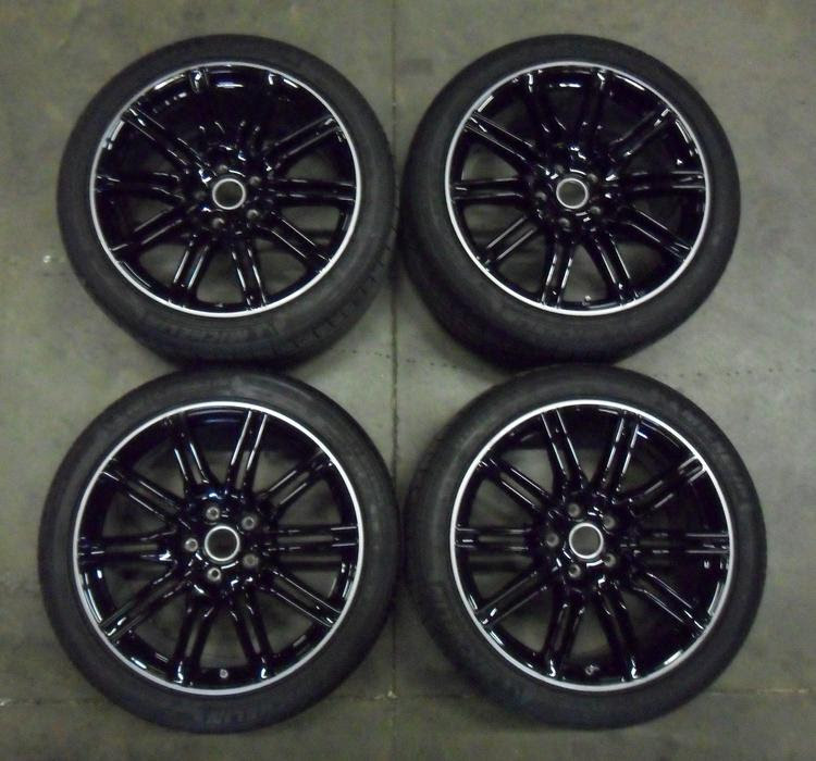 Fs These Are A Set Of 4 Black Porsche Cayenne Gts Oem