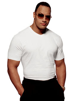 "Dwayne ""The Rock"" Johnson photograph..."