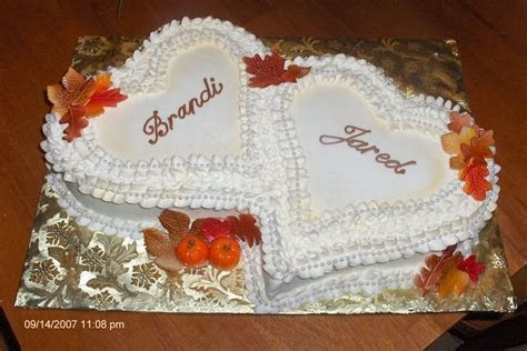 fall bridal shower cake   Google Search   Jessie and Mike