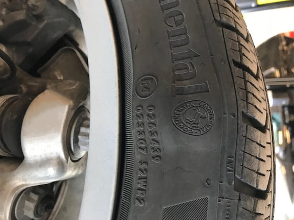 4 Signs Of Pothole Damage To Your Tires Vehicle