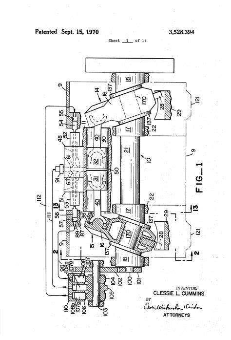 Patent US3528394 - Internal combustion engine - Google Patents