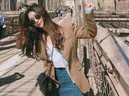 Phụ nữ Pháp mê nhất diện blazer kẻ mùa lạnh, nhìn vừa Tây lại sang xịn hết nấc