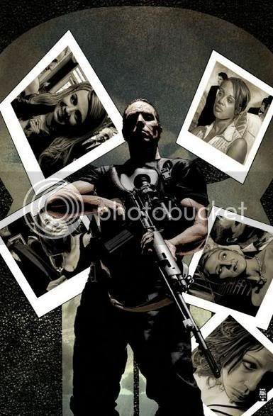 Justiceiro Viúvas Negras 01