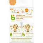 Babyganics Hand Sanitizer, Alcohol-Free, Mandarin, Foaming - 2 pack, 1.69 fl oz sanitizers