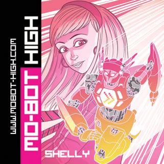 Sticker 3 - Shelly