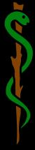 Esclapius stick coloured.svg