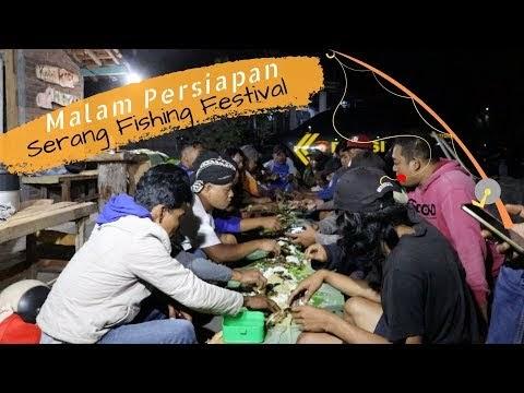 "Malam Persiapan Mancing ""Serang Fishing Festival Blitar"""