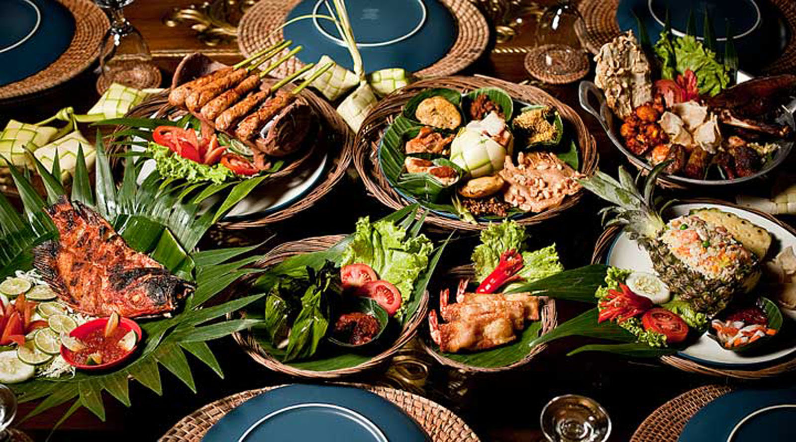 Tatler Guide: 5 Traditional Indonesian Restaurants that Combine Authentic Taste with Art  Top5