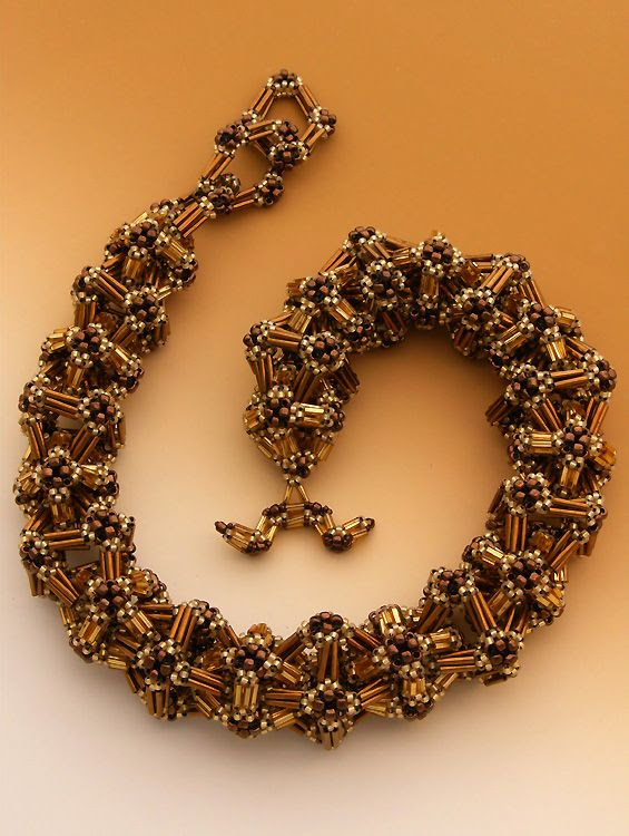 huib petersen beadwork | Custom design jewelry, beaded jewelry, gemstone jewelry :: Jewelry ...