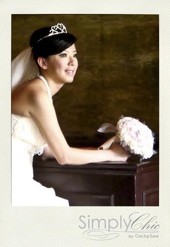 Nancy ~ Pre-wedding photography