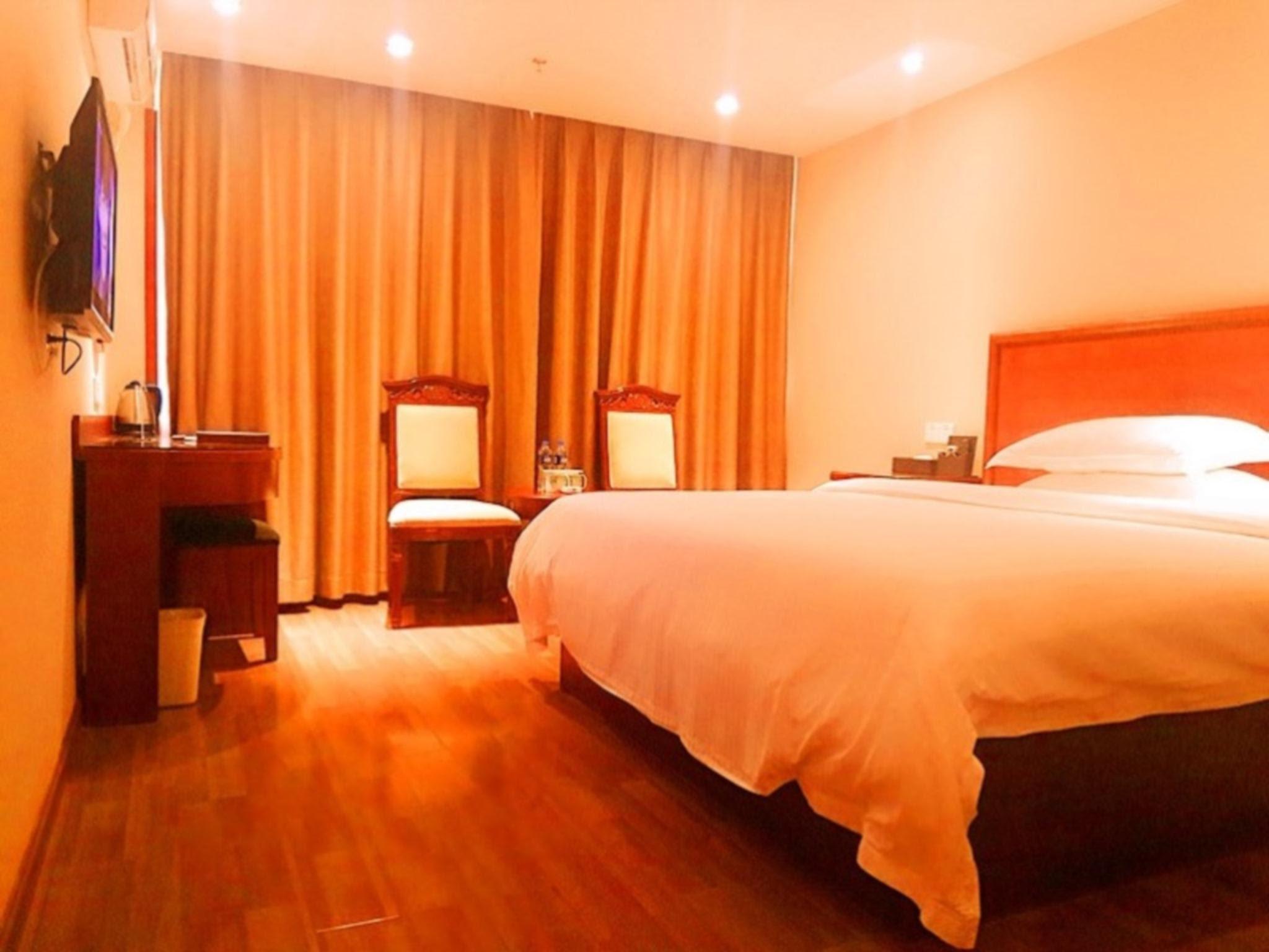Review GreenTree Shell Shenzhen Henggang Wenti Square Xianle Road Hotel