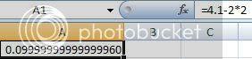 Excel 2007 Bug