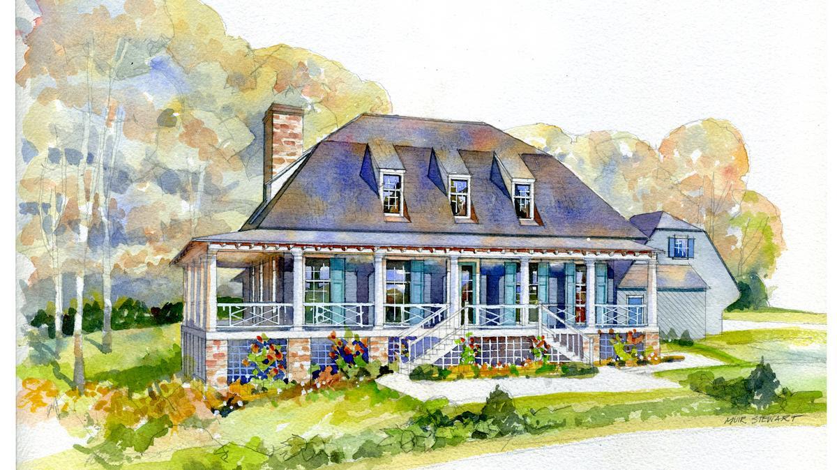 Southern Living Chooses Mt Laurel For 2016 Idea House Birmingham