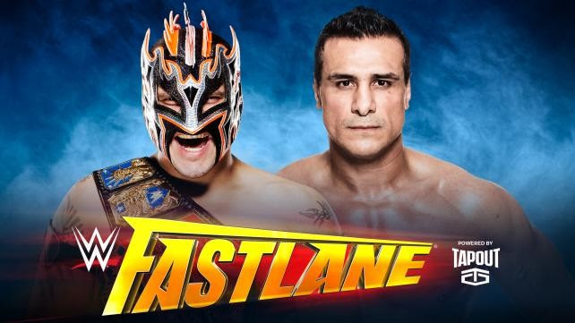Cartelera WWE Fastlane 2016: Kalisto defenderá el título de USA ante Alberto Del Rio