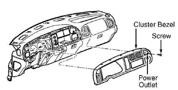 2000 Dodge Ram Headlight Switch Wiring Diagram Dodge Wiring Car Repair Diagrams