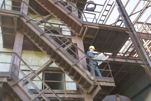 How to Avoid Stairways Accidents During Construction