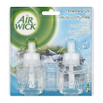 Air Wick Fresh Waters Scented Oil Air Freshener Refill - 2 Ea