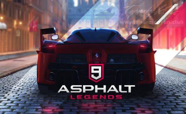 Asphalt 9 ile ilgili görsel sonucu