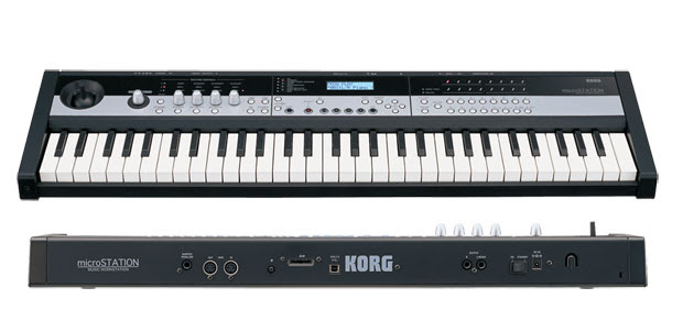 Korg MicroStation shrinks down the synthesizer for firsttimers