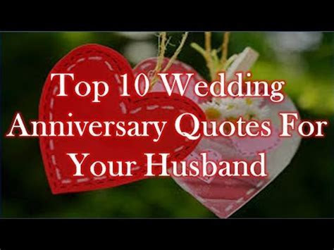 love best quotes Top 10 Wedding Anniversary Quotes For
