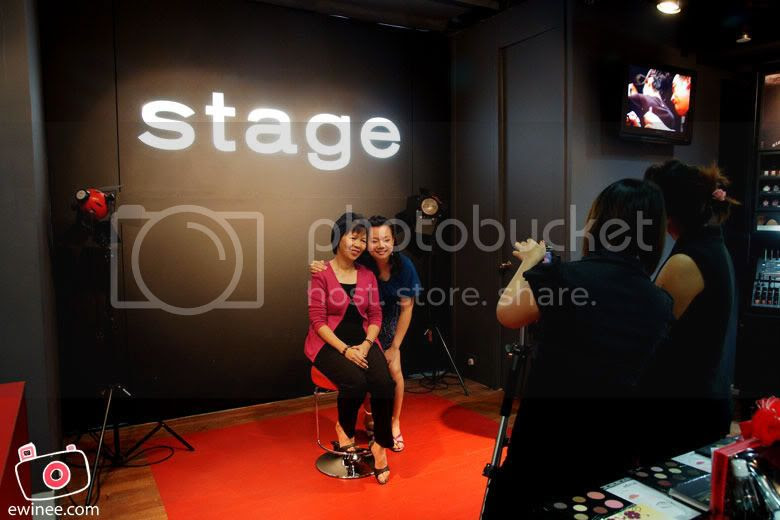 Stage-photo-shoot