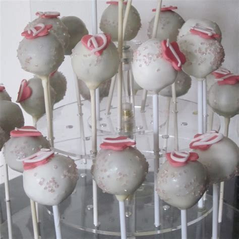 Engagement Cake Pops   Neo Cakes