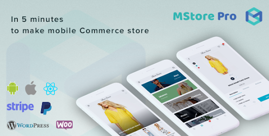 Download Source code MStore Pro - Complete React Native template for e-commerce nulled | OXO-NULLED