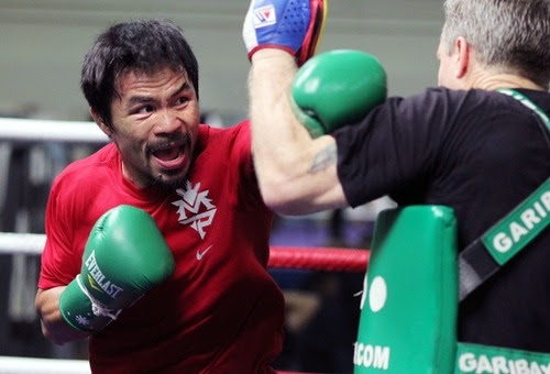 Manny Pacquiao Bangs Brandon Rios In Stylish Comeback