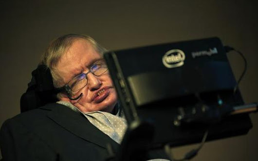 Hawking's final paper on blackholes released - The Hindu