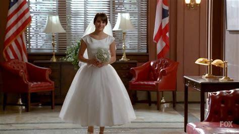 Lea Michele Wedding Dress   Lea Michele Clothes   StyleBistro