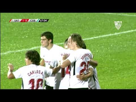 VÍDEO RESUMEN | Sevilla Atlético 1-1 CD El Ejido