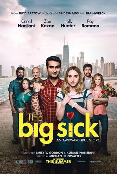 WIN Advance Screening Passes to THE BIG SICK! – BackstageOL.com