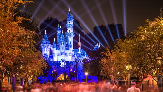 TREND ESSENCE: Disneyland fans and cast members gather outside closed park to protest: 'California needs its happy place'