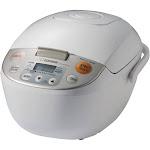 Zojirushi Micom Rice Cooker & Warmer - Beige (5.5 cup)
