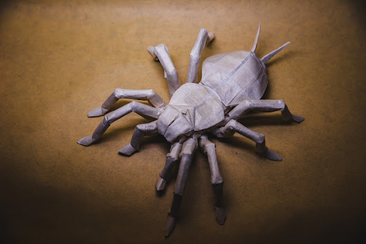 Wicked Awesome, 32 UnBOOlievable Halloween Origami Creations