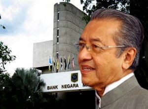 Image result for bank negara forex scandal
