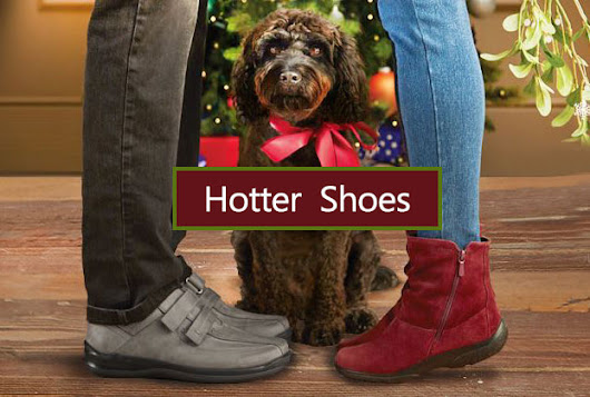 Hotter Shoes UK | Stylish and Comfortable Footwear now at Begg Shoes